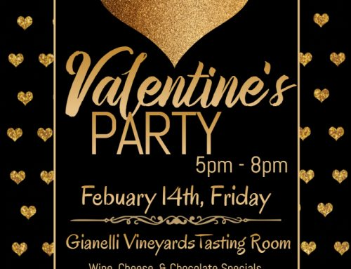Valentine's Party with guest servers
