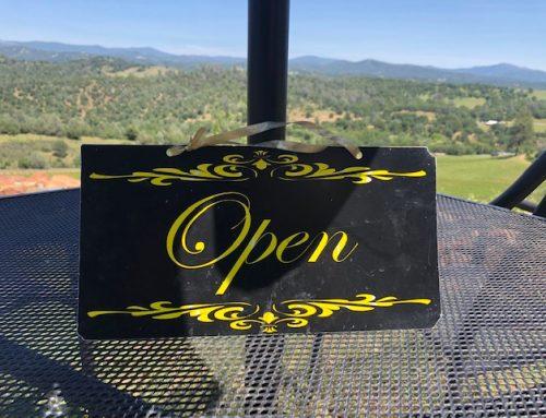 Open Thursday – Sunday Now!
