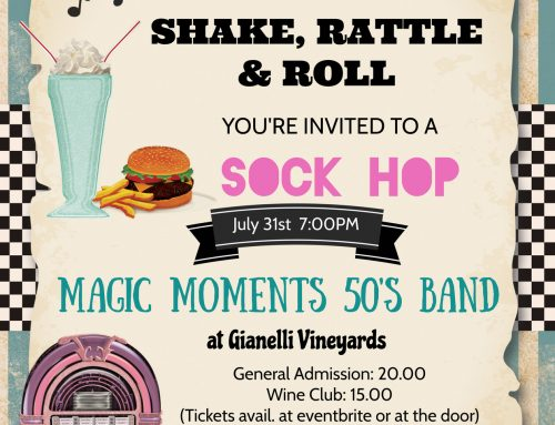 Magic Moments 50s Sock Hop